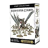 GAMES WORKSHOP 99120207039' Flesh-Eater Courts: Star Collecting Action Figure