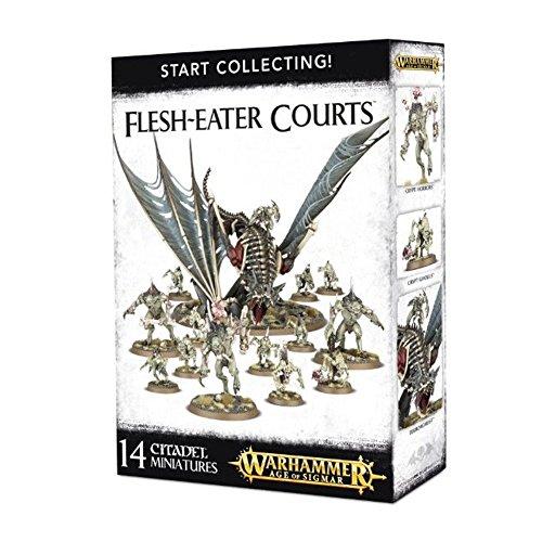 Warhammer AoS - Start Collecting! Flesh-Eater kurz