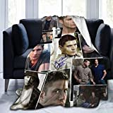 2020 Supernatural Wool Blanket Super Soft Mini Sofa Or Bed Heating Blanket 50x40 Inches for Adults Or Children