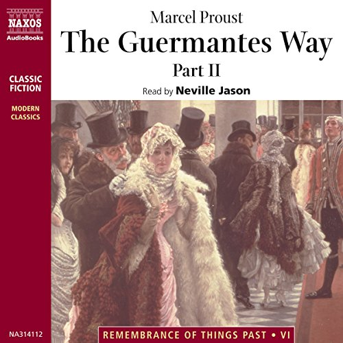 The Guermantes Way, Part 2 audiobook cover art