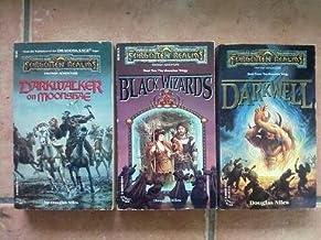 The Moonshae Trilogy: Darkwalker on Moonshae; Black Wizards; Darkwell (Forgotten