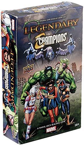 Legendary: Champions Expansion