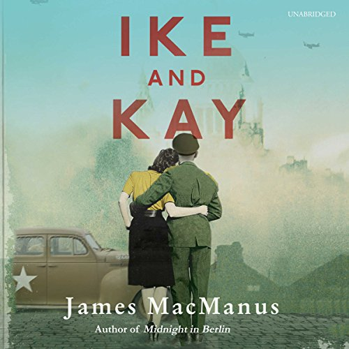 Ike and Kay audiobook cover art