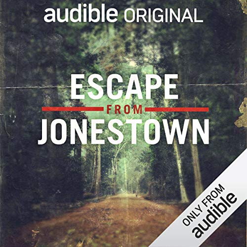 Escape From Jonestown cover art