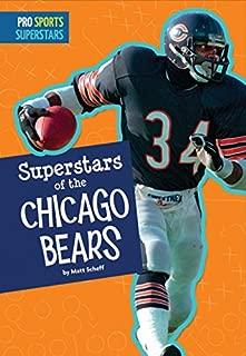 Superstars of the Chicago Bears (Pro Sports Superstars (NFL))
