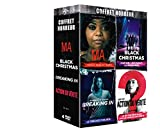 Coffret Horreur : Ma + Black Christmas + Breaking in + Action ou vérité