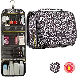 Bella's Gift Hanging Travel Toiletry Cosmetic Makeup Organizer
