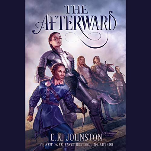 The Afterward audiobook cover art