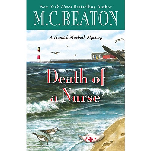 Page de couverture de Death of a Nurse