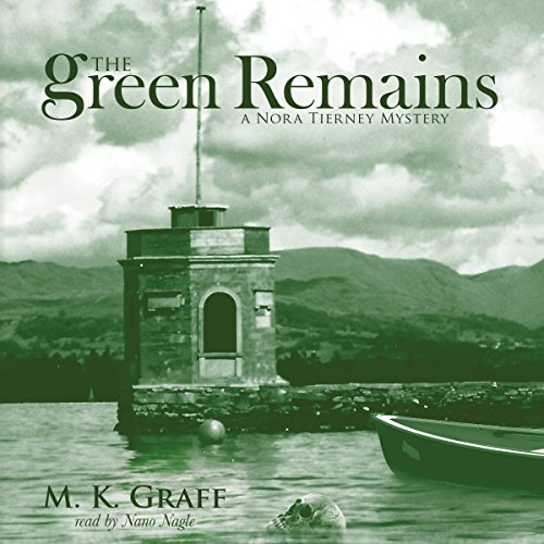 The Green Remains audiobook cover art