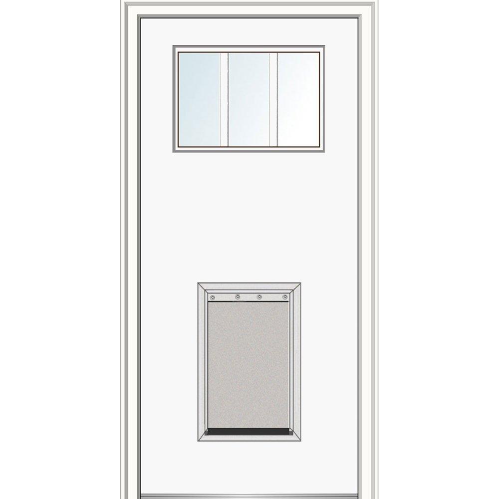 National Door Company Pet Door Options Amazon Com
