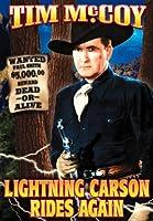 Lightning Carson Rides Again [DVD] [Import]