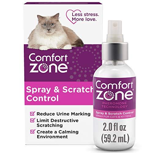 Comfort Zone Spray & Scratch Control Spray