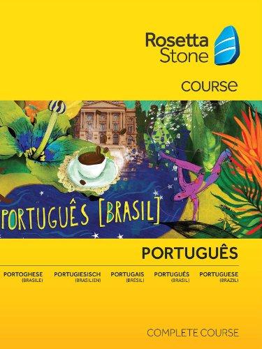Rosetta Stone Portugais (Brésil) Complete Course