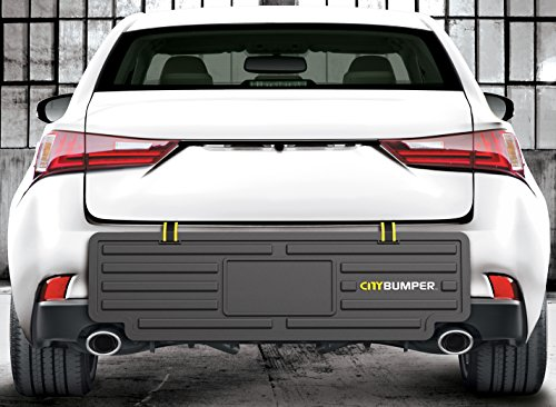 CityBumper - Premium Quality Rear Bumper Guard,...