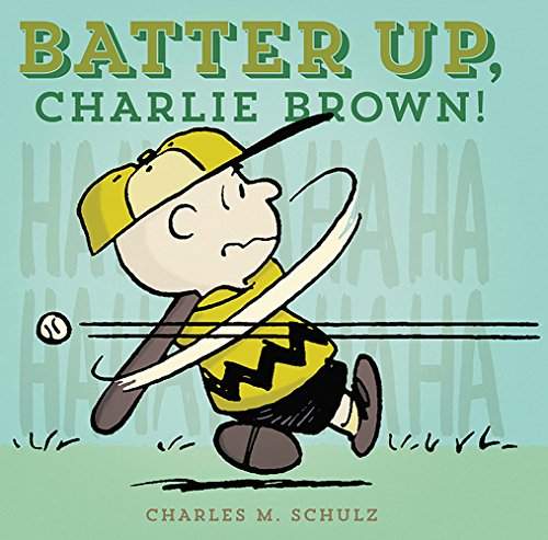 Batter Up, Charlie Brown! (Peanuts Seasonal Collection)