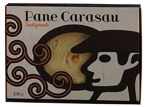Pane Carasau, traditionelles dünnes knuspriges Fladen-Brot aus Sardinien, 250g, Guttiau
