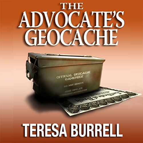 The Advocate's Geocache audiobook cover art