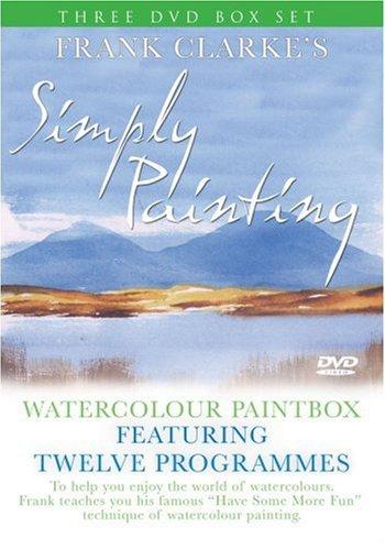 Simply Painting - Watercolour Paintbox [DVD] [2006] [Edizione: Regno Unito]