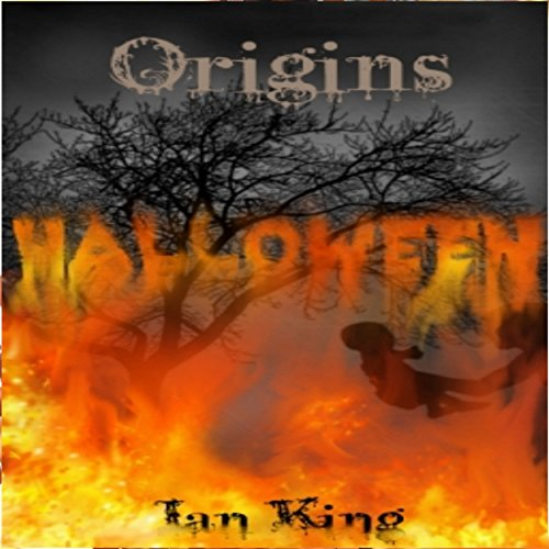 Origins Halloween audiobook cover art