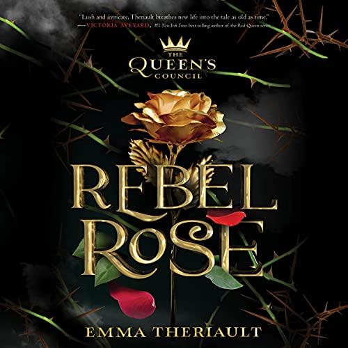 『Rebel Rose』のカバーアート
