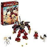 LEGO NINJAGO Le robot samouraï Jeu de construction, 7 Ans et Plus, 154 Pièces  70665
