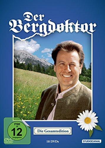 Der Bergdoktor - Gesamtedition [18 DVDs] 1-4 season