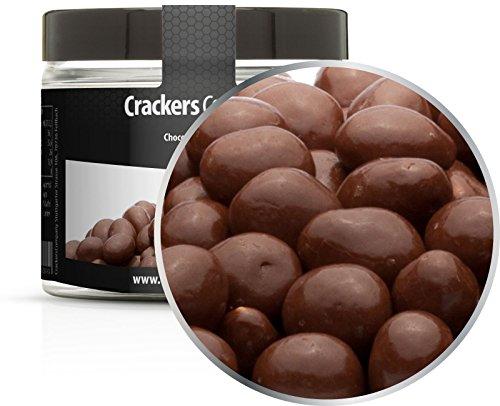 5 x 110g Geröstete Erdnüsse in Vollmilchschokolade zartschmelzend