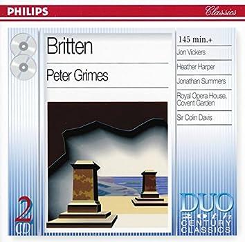 Britten: Peter Grimes (2 CDs)