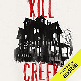 Kill Creek audiobook cover art