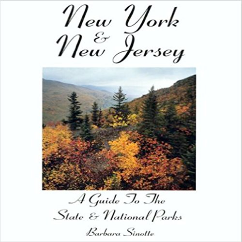 New York & New Jersey audiobook cover art