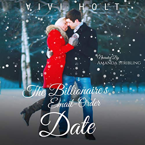 The Billionaire's Email-Order Date: A Christmas Romance cover art
