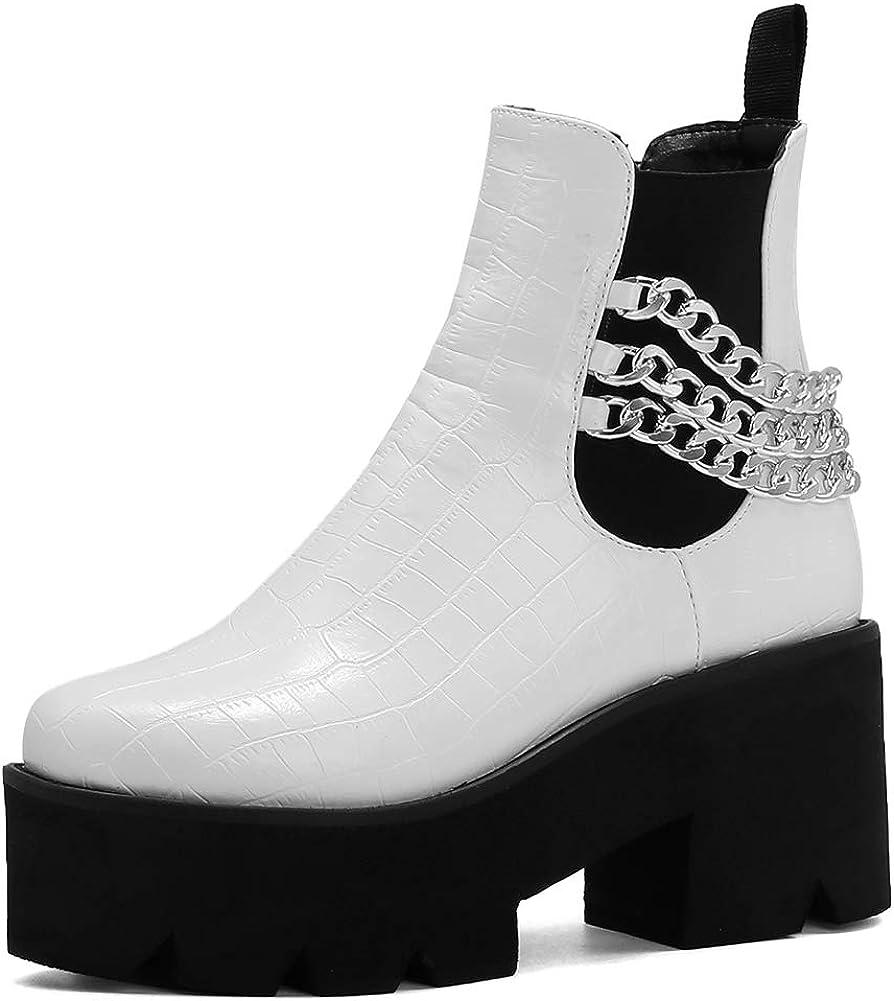 VOMIRA Women's New Max 72% OFF sales Winter Wild Solid plush Short Boots Colour short