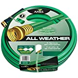 Ames True Temper 50' x 5/8-Inch All Weather Garden Hose 4007878A66 (Discontinued by Manufacturer)