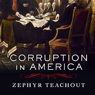 Corruption in America cover art