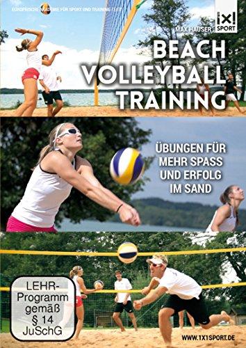 1 x 1 Publishing Beachvolleyball-Training Bild