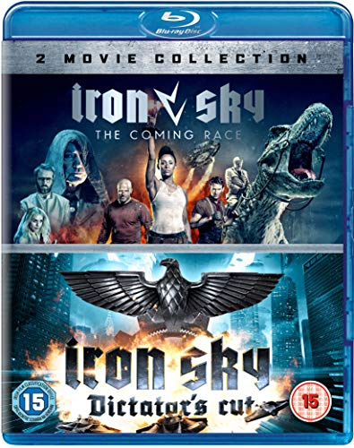 Iron Sky 1 & 2 [Blu-ray]