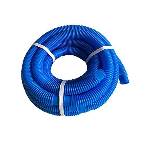 HUVE 21.6ft Manguera De Agua Flexible Manguera De Conexión para Piscina Práctica Manguera Flexible Conector Manguera De Piscina Resistente Al Agua Clorada/Resistente A Los Rayos UV