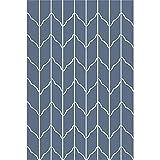 DHKJ Tapis de Salon antidérapant pour Table Basse, Polyester, AA, 80 * 140cm