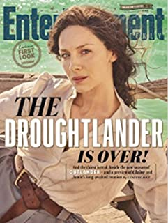 Entertainment Weekly Magazine (September 1, 2017) Outlander: Caitriona Balfe Cover 2 of 3
