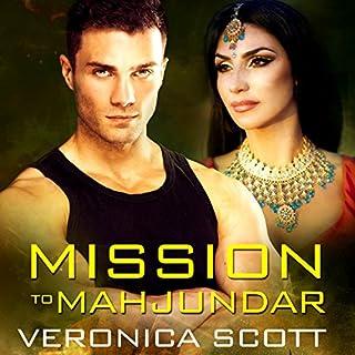 Mission to Mahjundar audiobook cover art
