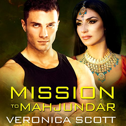 Mission to Mahjundar audiobook cover art