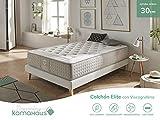 Dreaming Kamahaus Elite Colchón, con Viscografeno-Soft, 140x200