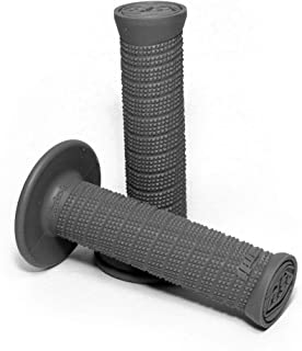 Troy Lee Designs ODI Off-Road Motocross Hand Grips (One Size, Gray)