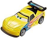 Tomica Disney Pixar Cars Jeff Gorvette C-27 (Japan) (japan import)