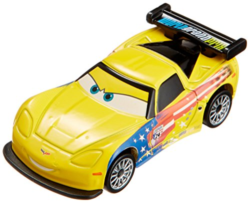 Tomica Disney Pixar Cars Jeff Gorvette C-27