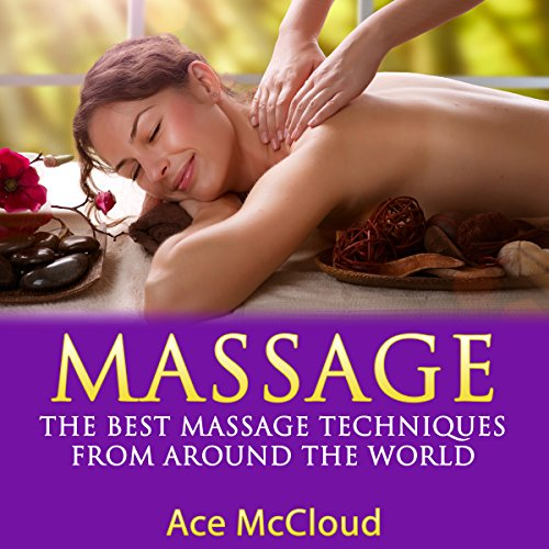 Massage audiobook cover art