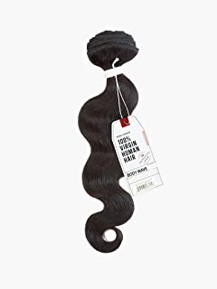Sensationnel Bare&Natural 100% Virgin Human Hair Weave - 7A BODY WAVE 18
