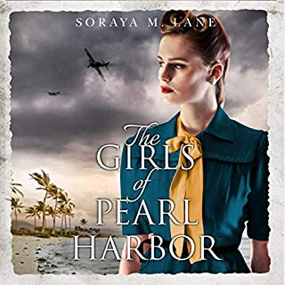 The Girls of Pearl Harbor audiobook cover art