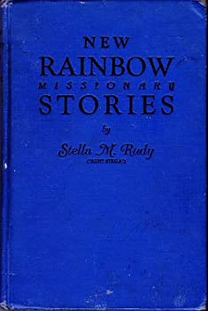 Hardcover New Rainbow Missionary Stories Book